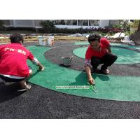 Buy cheap 15mm EPDM Flooring 3 Year Warranty Construction Guidence Service from wholesalers