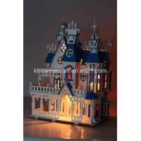 Buy cheap DIY House,Gifs, 3D Puzzle, Dollhouse, Models,130-10 from wholesalers