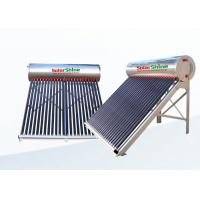 Wholesale High Density Portable Solar Water Heater With Aluminum Alloy Frame from china suppliers