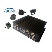 Buy cheap 64GB 4CH Mobile DVR Car Recorder GPS Solid State Security Video for Vehicle from wholesalers