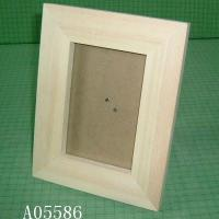 Buy cheap Unfinished wooden photo frames, unfinished picture frames from wholesalers