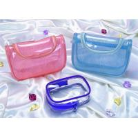 Buy cheap 2015 Fashion China Candy Color Pvc cosmetic bag for Women Girl from wholesalers