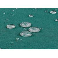 Buy cheap NFPA2112 Water Resistant Fabric FR Water Repellent Polyester Fabric 410 Gsm from wholesalers