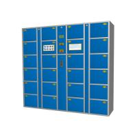 Buy cheap Auto Supermarket Storage Pin Code Electronic Commercial Lockers Solution for Public Convenient Storage from wholesalers
