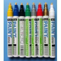 Buy cheap Fabric paint marker for t-shirt, permanent marker pen,Sketch Type ceramic cup marker pen from wholesalers