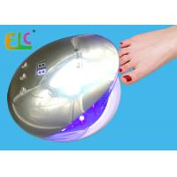 Wholesale 60W Rainbow 5H Gel Nail Machine Nail Curing Lamp UV LED Nail Dryer for Curing All Nail Gel from china suppliers