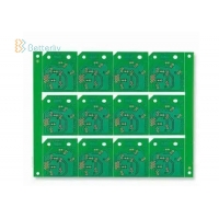 Buy cheap 94v-0 6 Layer PCB Board ISO9001 UL Certificate Max 6oz Copper Thickness from wholesalers