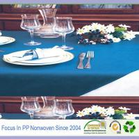 Wholesale PP material non-woven cloth suppliers disposable tablecloth from china suppliers