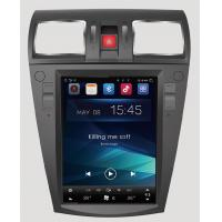 Buy cheap 4G SIM Android Car Infotainment Head Unit 10.4'' Subaru Outback 2010-2014 Tesla Touchscreen from wholesalers