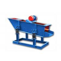 Buy cheap Anti Blocking  Single Deck Vibrating Screen Easy Cleaning For Food Chemical Indstry from wholesalers