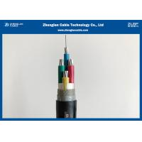 Buy cheap Fire Resistant 4 Cores Low Voltage Flexible Cable Armoured For Power Station from wholesalers
