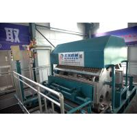 Buy cheap Small Paper Pulp Moulding Machine , Small Egg Tray Making Machine from wholesalers