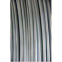 Low Carbon Bright Steel Bundy Tube 4.76mm X 0.5 mm , Freezer Tube Manufactures