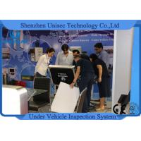 Buy cheap Portable UVIS Under Vehicle Inspection System With Capture Camera for Drive Face from wholesalers