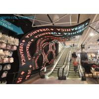 Buy cheap Soft Creative Display Flexible Led Screens P2.5 Magnetic Cylinder Shape Design from wholesalers