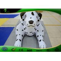 China Beautiful Customised Spotty Inflatable Dog , Inflatable Toy ASTM on sale