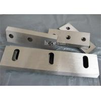 Buy cheap PP PE ABS Plastic Granulator Blades Extrusion Industry Important Auxiliary from wholesalers