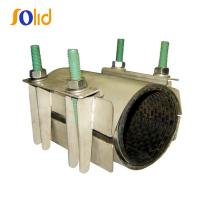 Buy cheap Stainless Steel/ SS tubing/exhaust/rope Repair Clamp from wholesalers