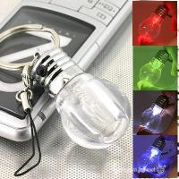 Wholesale Colorful Bulb-Shaped Key ring from china suppliers