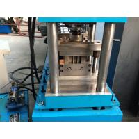 Wholesale Wall Board  Shutter Roll Forming Machine with Punching 56mm Shaft from china suppliers