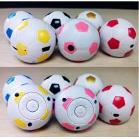 Buy cheap Portable Football Shaped MP3 Player Mp6003 from wholesalers