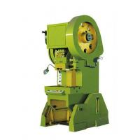 Buy cheap JB23 Metal Punch Power Ironworker Machine , Hole Punching Machine For Steel Punching from wholesalers