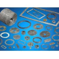 Buy cheap Compressed Knitted Wire Mesh Gaskets,Metal Knit Gasket for EMI/RFI Shielding from wholesalers
