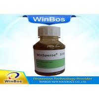 Winsperse 3100 for dispersing pigment in plasticizer