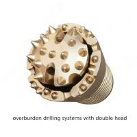 Wholesale Durable Casing Drilling System 118-216mm Out Diameter With Double Head from china suppliers
