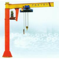 Buy cheap High quality floor crane jib crane from wholesalers