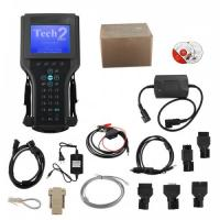 Buy cheap Tech2 Diagnostic Scanner For GM/SAAB/OPEL/SUZUKI/ISUZU/Holden with TIS2000 Software Full Package in Carton Box from wholesalers