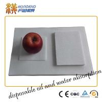 Fruits / Vegetables Packaging Disposable Absorbent Pads Airlaid Multi Bonding Manufactures