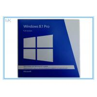 Buy cheap OEM Package Windows 8.1 Pro 64 Bit With DVD + Key Card Windows 8.1 Full Retail Version from wholesalers