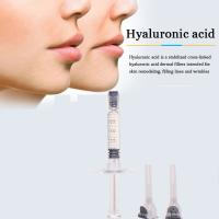 Buy cheap cross linked sodium hyaluronic acid dermal filler for cosmetic surgery from wholesalers