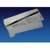 Buy cheap ISO9001 Zebra Printer Cleaning Kit 8 X Roller Cleaning Cards 390mm 105999-101 ZXP Series from wholesalers