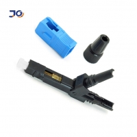 Buy cheap OEM Sc Upc Lc Fc St Apc Fiber Optic Connector from wholesalers