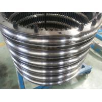 Buy cheap Mitsubishi excavator slewing ring , Mitsubishi excavator slewing bearing , swing bearing for Mitsubishi excavator product