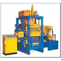 Buy cheap Cement block machine for sale from wholesalers