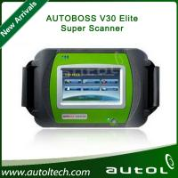 Buy cheap 100% Original Autoboss V30, Auto Boss Spx Auto Diagnostic Scanner from wholesalers