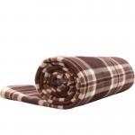 Buy cheap Ultralight Fleece Blanket Sleeping Bag Hotel / Train Trip Relaxing Use from wholesalers
