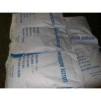 Buy cheap Drying Potassium Acetate For Dehydrating Agent , Pure Grade from wholesalers