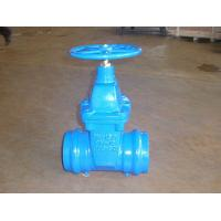 Wholesale Socked End Gate Valve Factory &Carbon Steel with zinc plated from china suppliers
