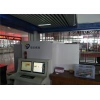 Buy cheap Dual View Inspection X Ray Security Scanner , Airport Security Machines from wholesalers