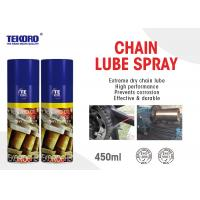 Buy cheap Gear & Chain Lube Spray For Keeping Roller Drive And Conveyor Chains Lubricated product