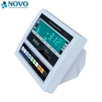 Buy cheap Accurate Digital Weight Indicator , Digital Scale Indicator Numeric Keys from wholesalers