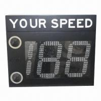 Buy cheap Radar Speed Sign for Traffic Safety/Speed Feedback Sign/Speed Radar Sign/Radar Speed Display from wholesalers