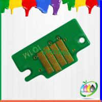 Wholesale large format printer chip for Canon IPF5100 IPF6100 refillable cartridge chip from china suppliers