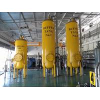 Wholesale Buffer Tanks Natural Gas Machinery 2m3-5m3 Volume For Stabilizing The Natural Gas from china suppliers