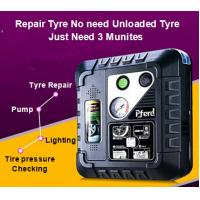 Buy cheap Car Air Pump / Automatic Tire Inflator Machine / Tire Repair Tools from wholesalers