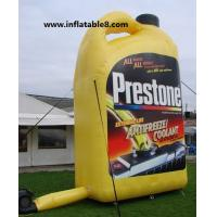 Buy cheap inflatable advertising giant gas bottle / inflatable promotion products from wholesalers
